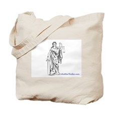 Lady Justce Tote Bag