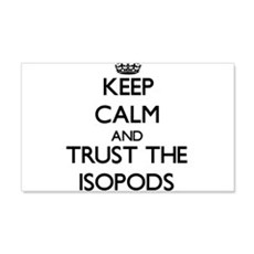 Keep calm and Trust the Isopods Wall Decal