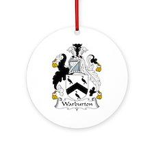 Warburton Ornament (Round)