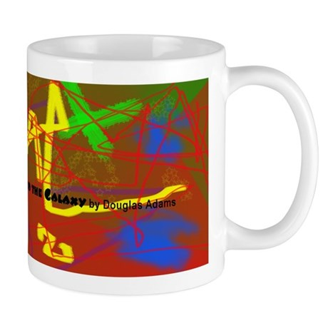 """Douglas Adams"" - Mug"