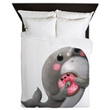 Narwhal Luxe Full/Queen Duvet Cover