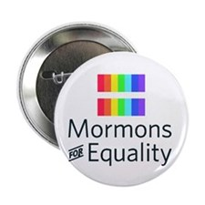 """Mormons For Equality 2.25"""" Button (10 Pack)"""