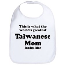 Taiwanese mom Bib