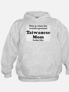 Taiwanese mom Hoodie
