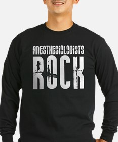 Anesthesiologists Rock T