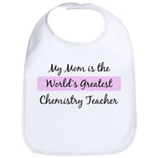 Worlds Greatest Chemistry Tea Bib