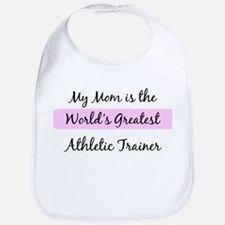 Worlds Greatest Athletic Trai Bib