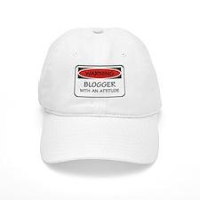 Attitude Blogger Baseball Cap