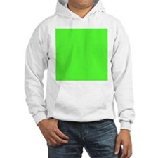 Neon Green solid color Jumper Hoody