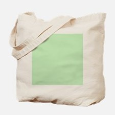 Sage Green solid color Tote Bag