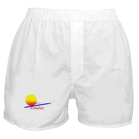 Abdullah Boxer Shorts