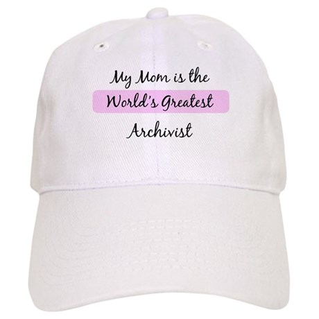 Worlds Greatest Archivist Cap