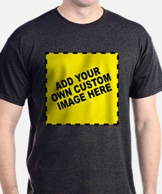 Add Your Own Custom Image T-Shirt