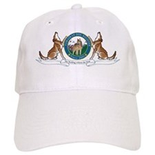 Tamaskan Dog Register Logo Baseball Cap