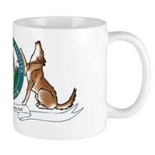 Tamaskan Dog Register Logo Mug