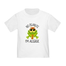 Peanut Allergy Awareness T-Shirt