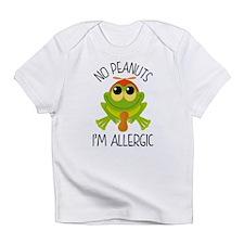 Peanut Allergy Awareness Infant T-Shirt
