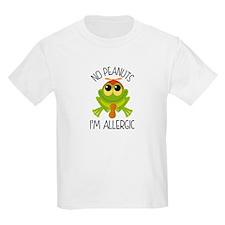 Peanut Allergy Awareness T-Shirt