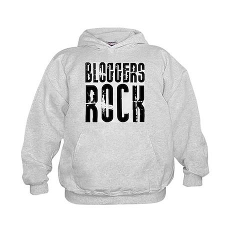 Bloggers Rock Kids Hoodie
