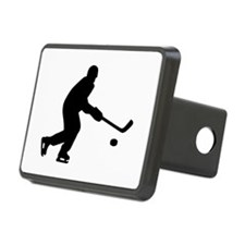 Hockey player puck Hitch Cover