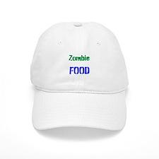 Zombie Food Baseball Baseball Cap