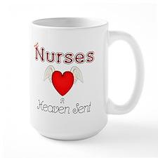 Angel Nurse Mug