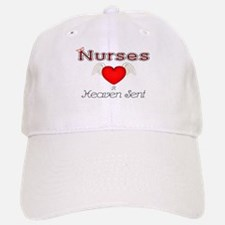 Angel Nurse Baseball Baseball Cap