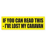 Caravanning Stickers