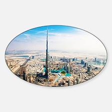 Dubai Decal