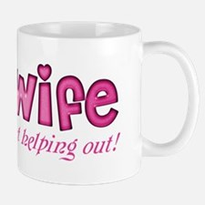 Just Help Out with this Mug