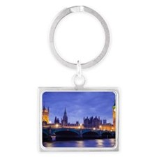 London Landscape Keychain