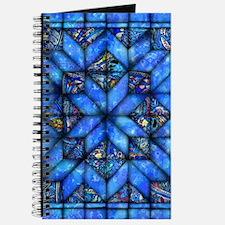 Blue Paisley Quilt Journal