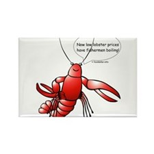 Lobster Comics Magnets
