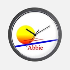 Abbie Wall Clock