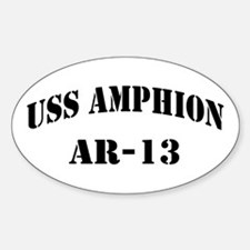 USS AMPHION Decal