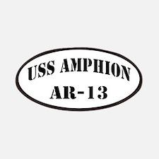 USS AMPHION Patches