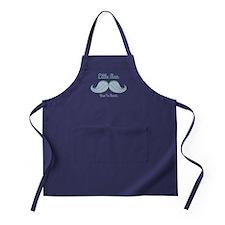 Mustache LM Mar Apron (dark)
