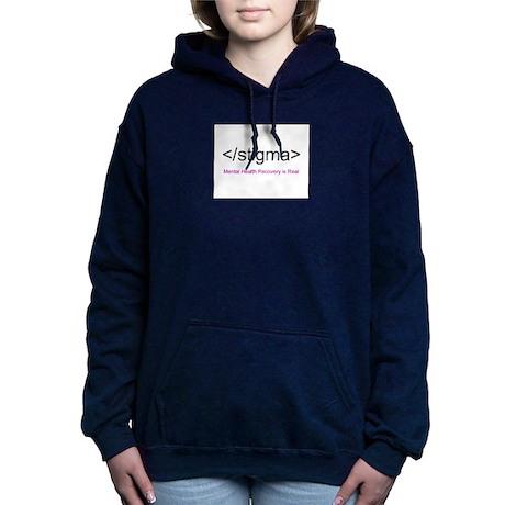End Stigma HTML Women's Hooded Sweatshirt