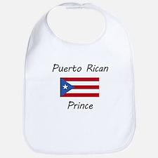 Puerto Rican Prince Bib