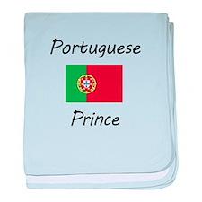 Portuguese Prince baby blanket