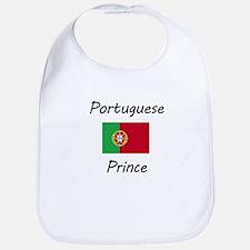 Portuguese Prince Bib
