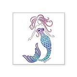 Mermaid Bumper Stickers