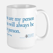 You Are My Person Ceramic Mugs