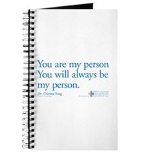 You Are My Person Journal