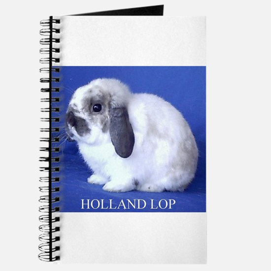 Holland Lop Rabbit.jpg Journal