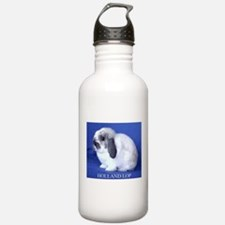 Holland Lop Rabbit.jpg Water Bottle
