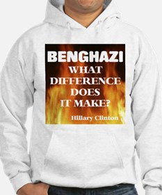 Benghazi What Difference Does It Make? Hoodie