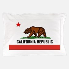Flag of California Pillow Case