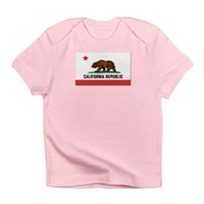 Flag of California Infant T-Shirt