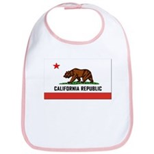 Flag of California Bib